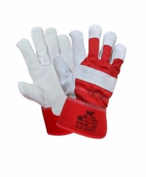 Перчатки комбинированные утеплённые